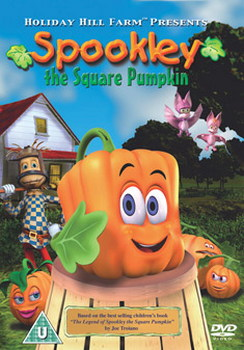 Spookley - The Square Pumpkin (DVD)