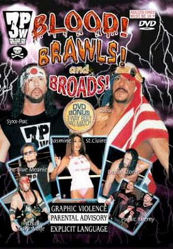 Blood  Brawls And Broads (DVD)