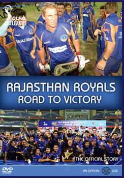 Rajasthan Royals - Road To Victory (DVD)