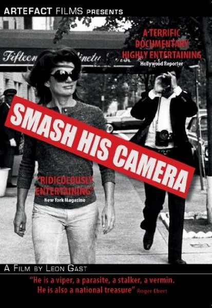 Smash His Camera (DVD)
