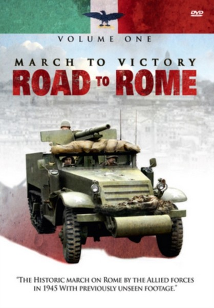 March To Victory: Road To Rome (Volume 1) (DVD)