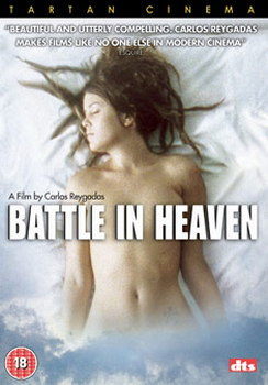 Battle In Heaven (DVD)
