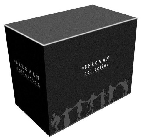 Bergman - The Collection - Limited Edition 31 disc Box Set (2017) [DVD]