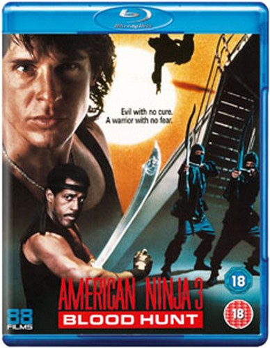 American Ninja 3: Bloodhunt [Blu-ray]