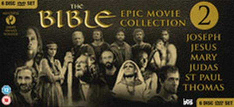 Bible Epic Movies Vol 2 (DVD)