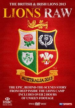 British And Irish Lions Tour To Australia 2013 - Lions Raw (Behind The Scenes Documentary) (DVD)