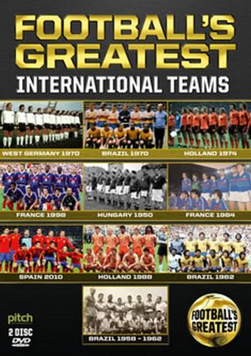 Football'S Greatest International Teams (DVD)