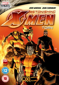 Astonishing X Men - Torn (DVD)