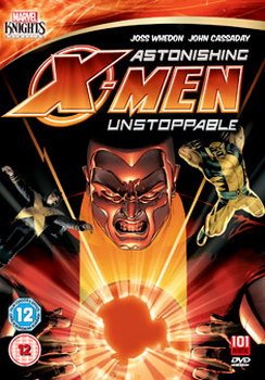 Astonishing X Men - Unstoppable (DVD)