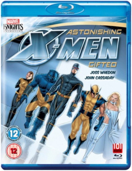 Astonishing X-Men: Gifted?