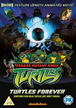 Teenage Ninja Mutant Turtles Turtles Forever (DVD)