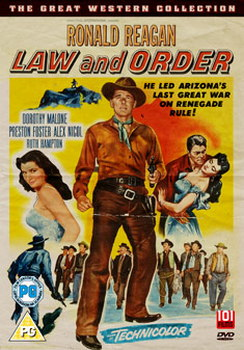 Law And Order (Great Western Collection) (DVD)