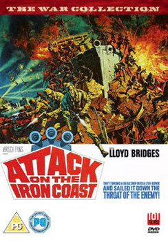 Attack On The Iron Coast (DVD)