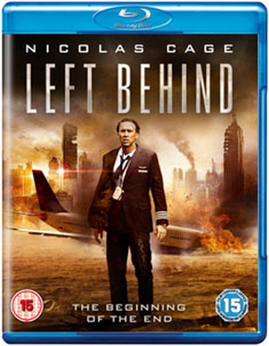 Left Behind [Blu-ray]