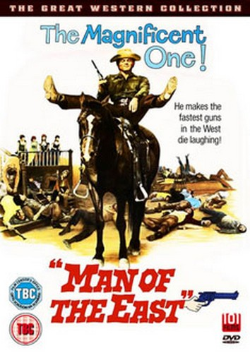 Man Of The East [The Great Western Collection] (DVD)