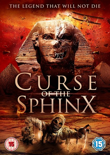 Curse Of The Sphinx (DVD)