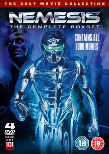 Nemesis: 1-4 (DVD)