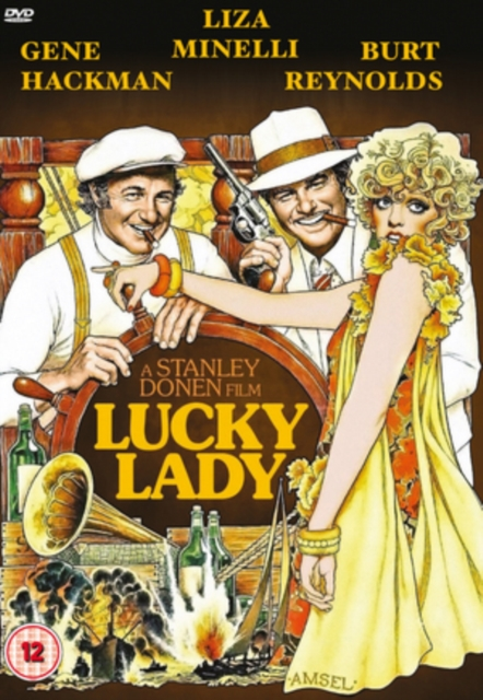 Lucky Lady - 40Th Anniversary Edition (DVD)