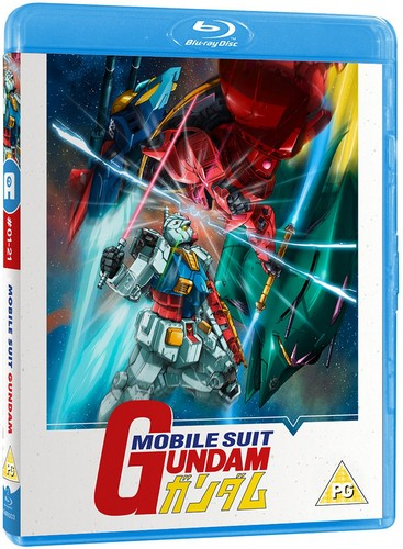 Mobile Suit Gundam - Part 1 of 2 [Blu-ray] (Blu-ray)