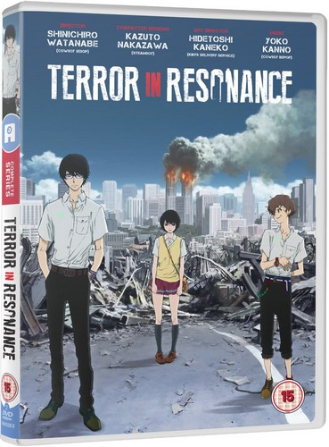 Terror In Resonance (DVD)