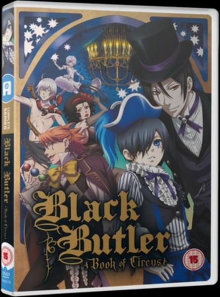 Black Butler - Season 3 Dvd (DVD)