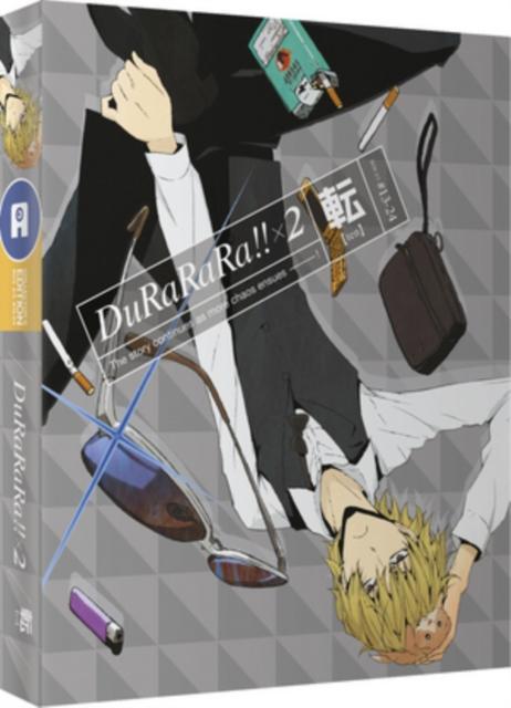 Durarara!!X2 Ten - Collectors BD