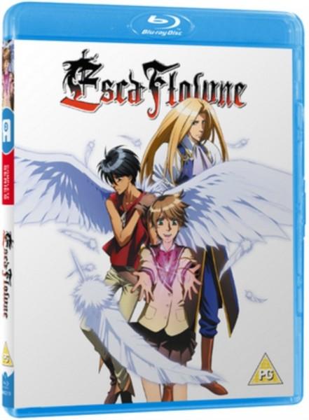 Escaflowne Complete TV Series [Blu-Ray]