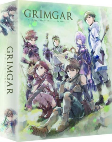 Grimgar of Fantasy and Ash - Collectors (Blu-Ray)