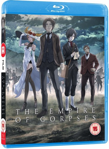 Project Itoh: Empire of Corpses Standard (Blu-ray)