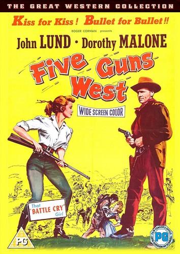 Five Guns West (DVD)