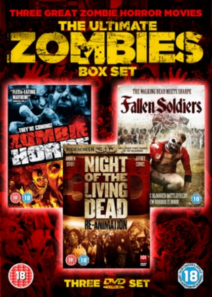 The Ultimate Zombies Box Set (DVD)