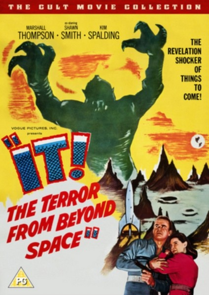 It! The Terror From Beyond Space (DVD)