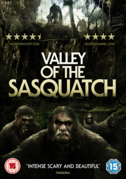 Valley Of The Sasquatch (DVD)
