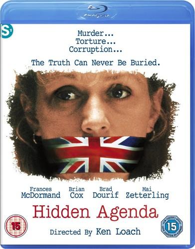 Hidden Agenda - Special Edition [Blu-ray]