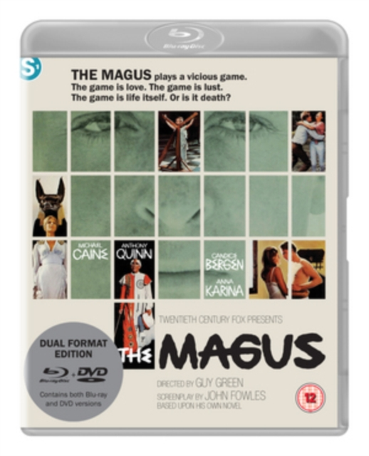 The Magus (Dual Format)