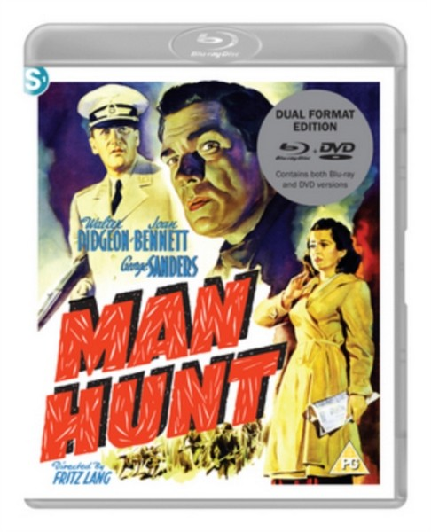 Man Hunt [Dual Format]