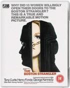 The Boston Strangler (Dual Format) (Blu-ray)
