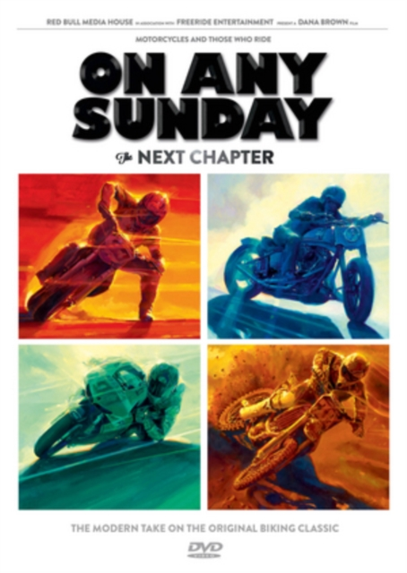 On Any Sunday - The Next Chapter (DVD)