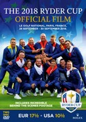 The 2018 Ryder Cup Official Film and Behind the Scenes (DVD)