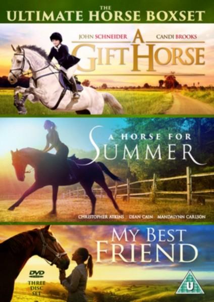 The Ultimate Horse Boxset (DVD)