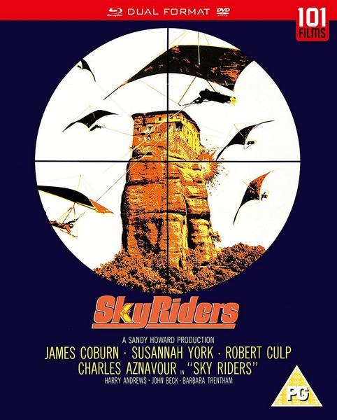 Sky Riders [Blu-ray]