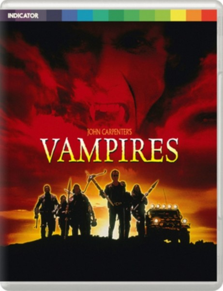 Vampires [Limited Dual Format Edition] [Blu-Ray]