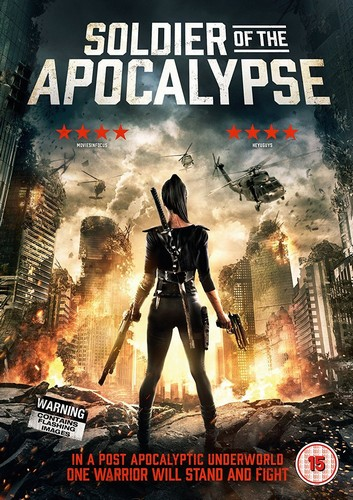 Soldier Of The Apocalypse [DVD]