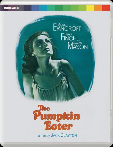 The Pumpkin Eater - Limited Edition Blu-Ray
