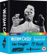 William Castle at Columbia Volume One - Limited Edition Blu Ray (Blu-ray)