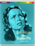 The Snake Pit (Limited Edition) (BLU-RAY)