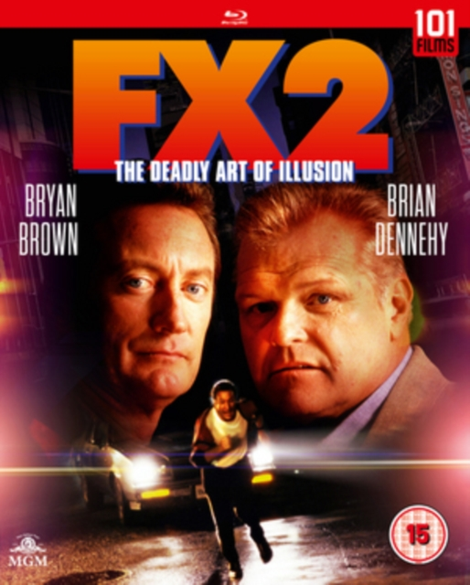 F/X 2 The Deadly Art of Illusion (Blu Ray)