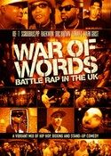 War of Words - Battle Rap in the UK (DVD)