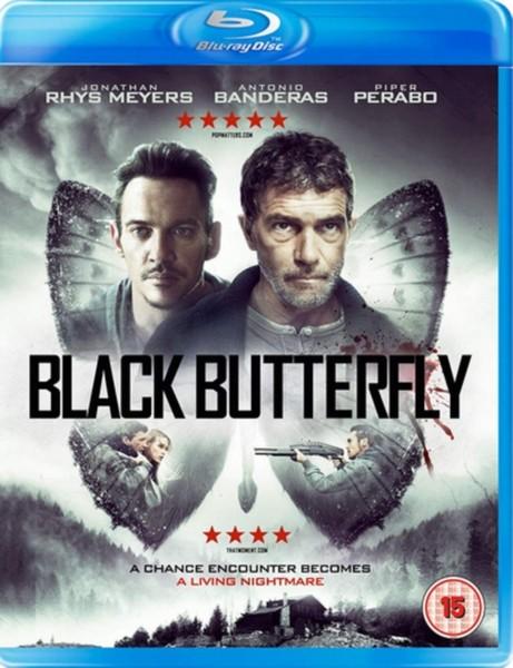 Black Butterfly (Blu-Ray)