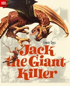 Jack The Giant Killer (Blu Ray)